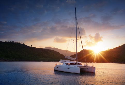 Choosing a Right Charter Catamaran in Dubrovnik